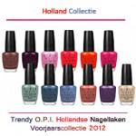 Trendy Hollandse O.P.I. nagellak kleuren