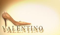 De sexy Peep-toe pump van Valentino