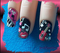 Trendy nailart voor je nagels