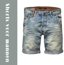 Te gekke shorts van Chasin en G-Star Raw voor mannen