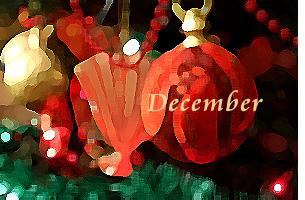 December de maand van de feestelijke looks